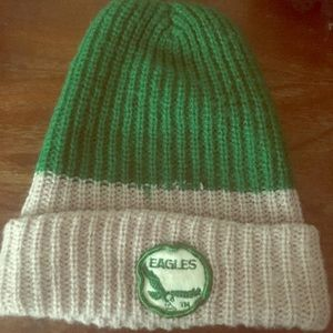 Vintage 80's Philadelphia Eagles Winter Hat